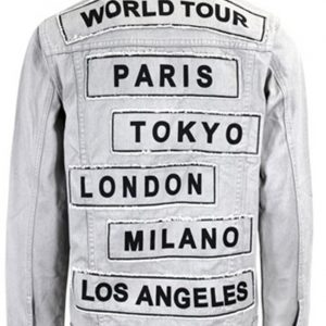 Grey Denim Gray Denim Jacket