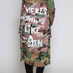 Camouflage Jacket There's nothing like a sister jacket